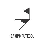 campo de futebol a