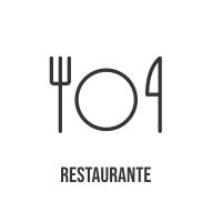 icone home restaurante a
